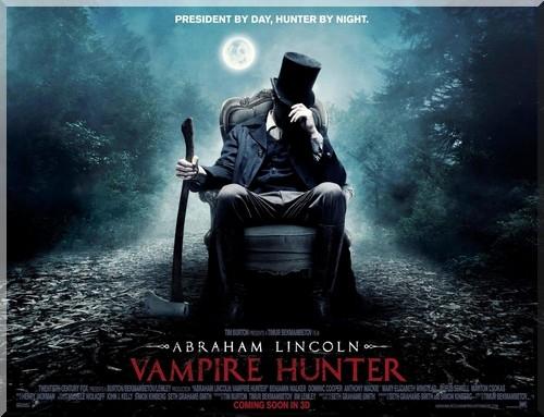 abraham lincoln,timur bekmambetov,vampires,fantastique,horreur,wanted