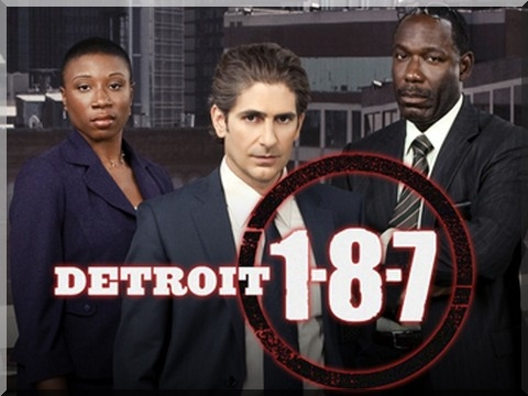detroit 1-8-7,michael imperioli,série policière,the wire,the shield