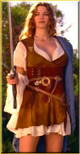 conan, robin hood, robin des bois, sinbad, sexy, boobs, ass, cul, seins, matthew poretta, anna galvin, barbara griffin, aventures, héroïc-fantasy