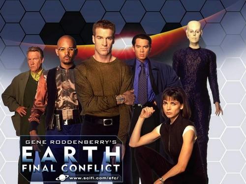 earth final conflict,invasion planète terre,william boone,kevin kilner,lili marquette,da'an,jonthan doors,science-fiction,histoire des séries