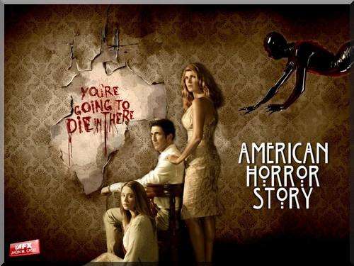 american horror story,horreur,glee,ryan murphy,x-files,amérique,histoire des séries américaines