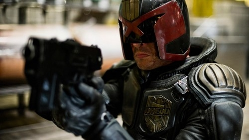 DREDD, judge dredd, john wagner, carlos ezquerra, sylvester stallone, karl urban, lena headey, science-fiction, super-héros