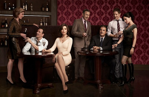 the good wife, julianna margulies, alicia florrick, josh charles, will gardner, série judiciaire, histoire des séries américaines
