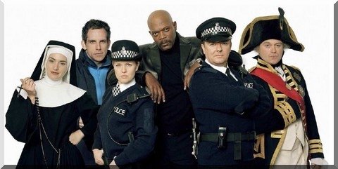 ricky gervais,the office,extras,comédie britannique,kate winslet,patrick stewart,ben stiller,samuel l. jackson